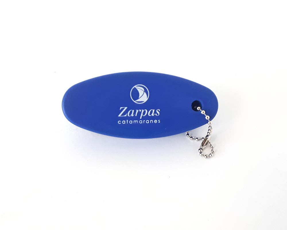 Zarpas catamaranes merchandising