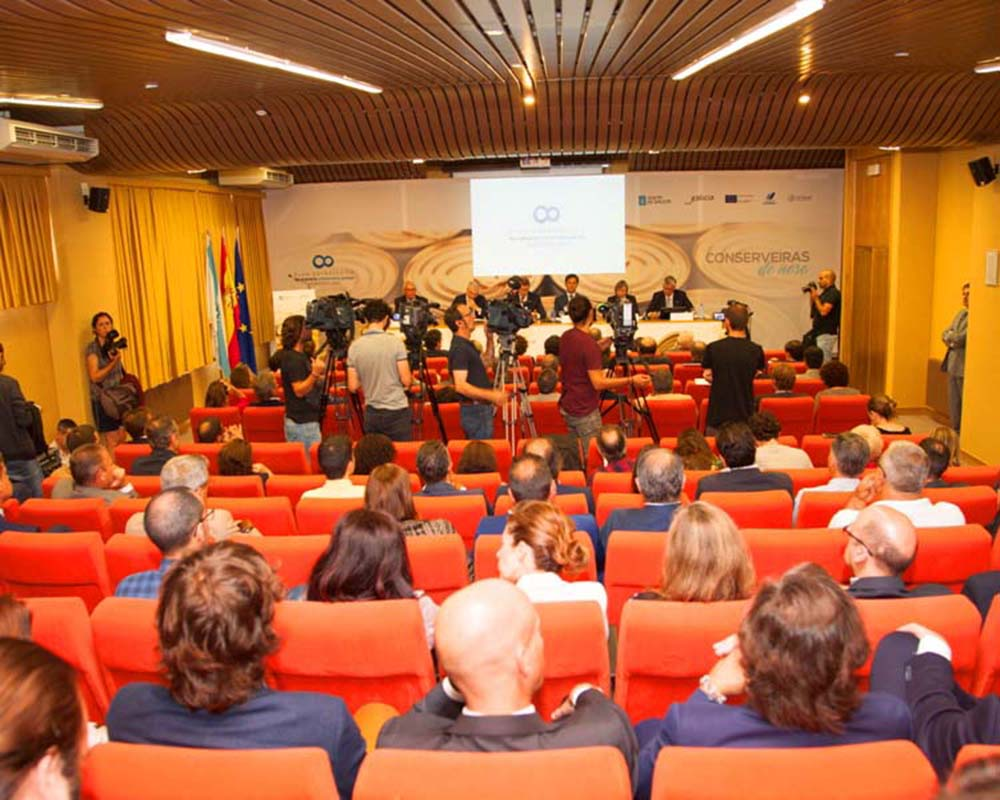 Organización de evento Empresas de Conservas