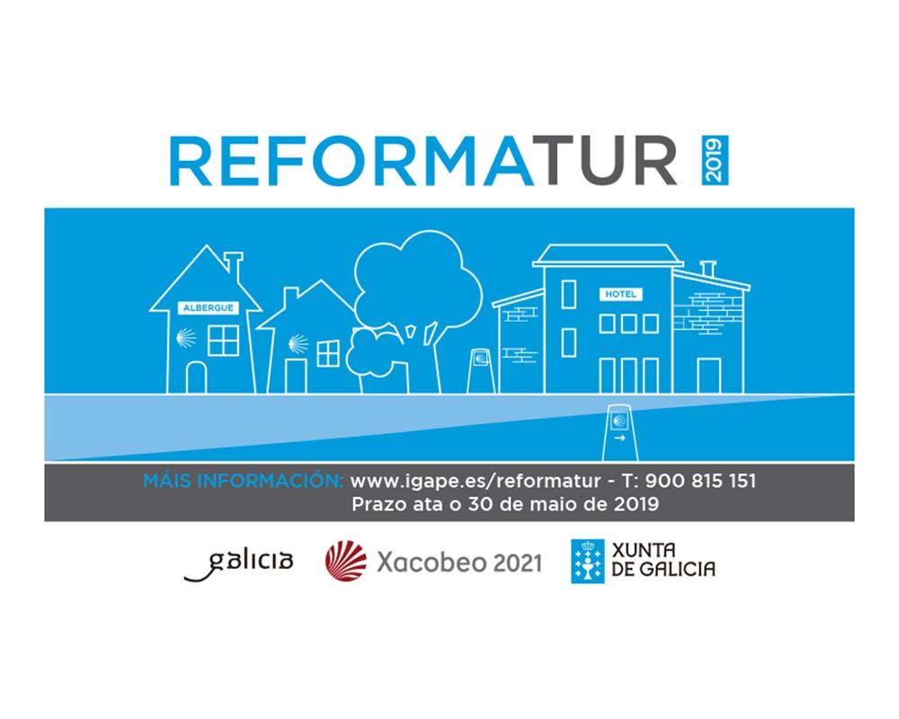 Diseño de banner para Reformatur 2019