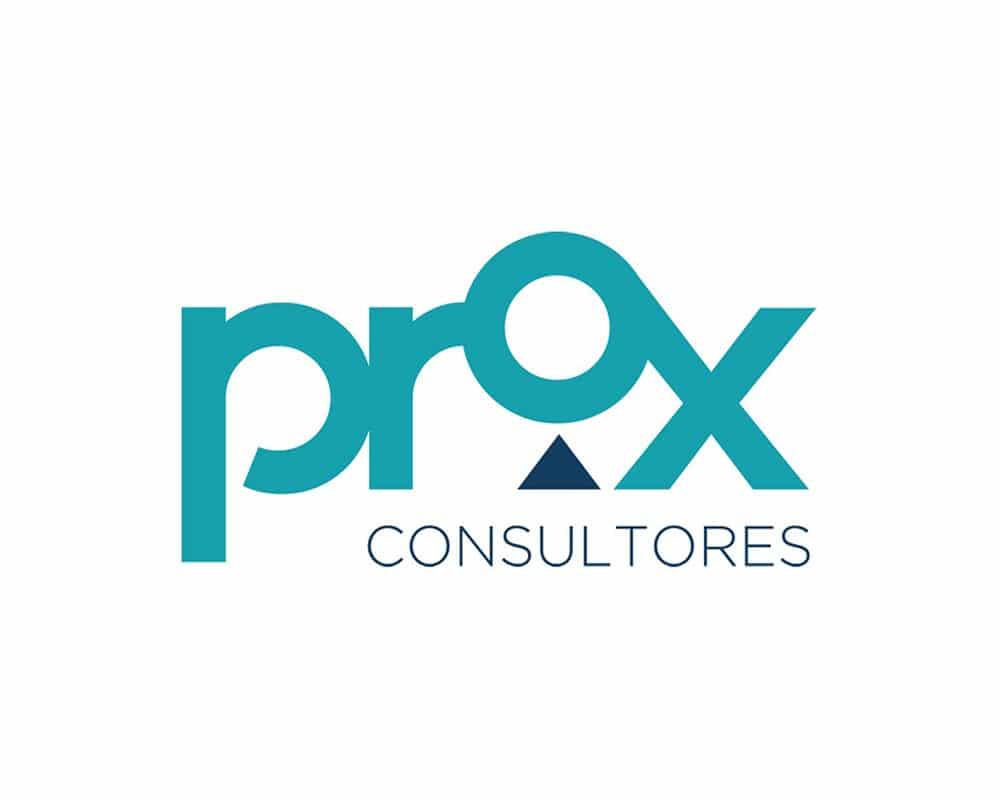 Diseño de logo para Prox Consultores