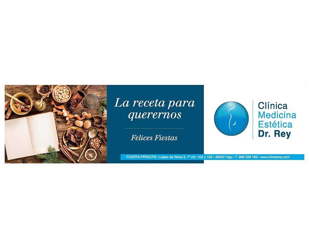 Diseño banner Clínica Medicina Estética Dr. Rey