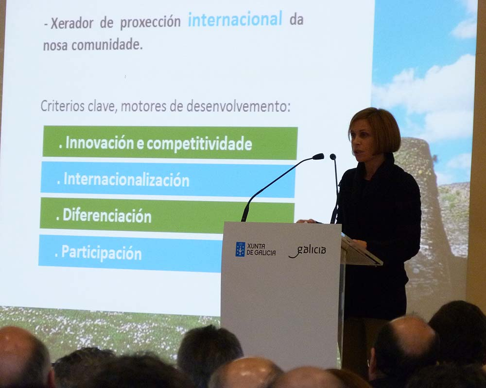 Organización integral de evento para la Xunta de Galicia